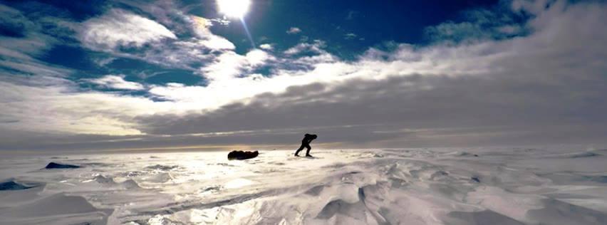 Photo of Danilo Callegari: in Antartide mi sono nutrito come un astronauta