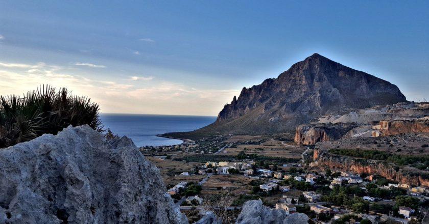 sicilia, monte cofano,