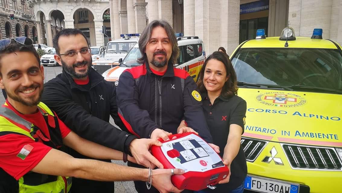 Photo of Dalla Regione Liguria 22 defibrillatori per i rifugi montani e le stazioni del Soccorso Alpino