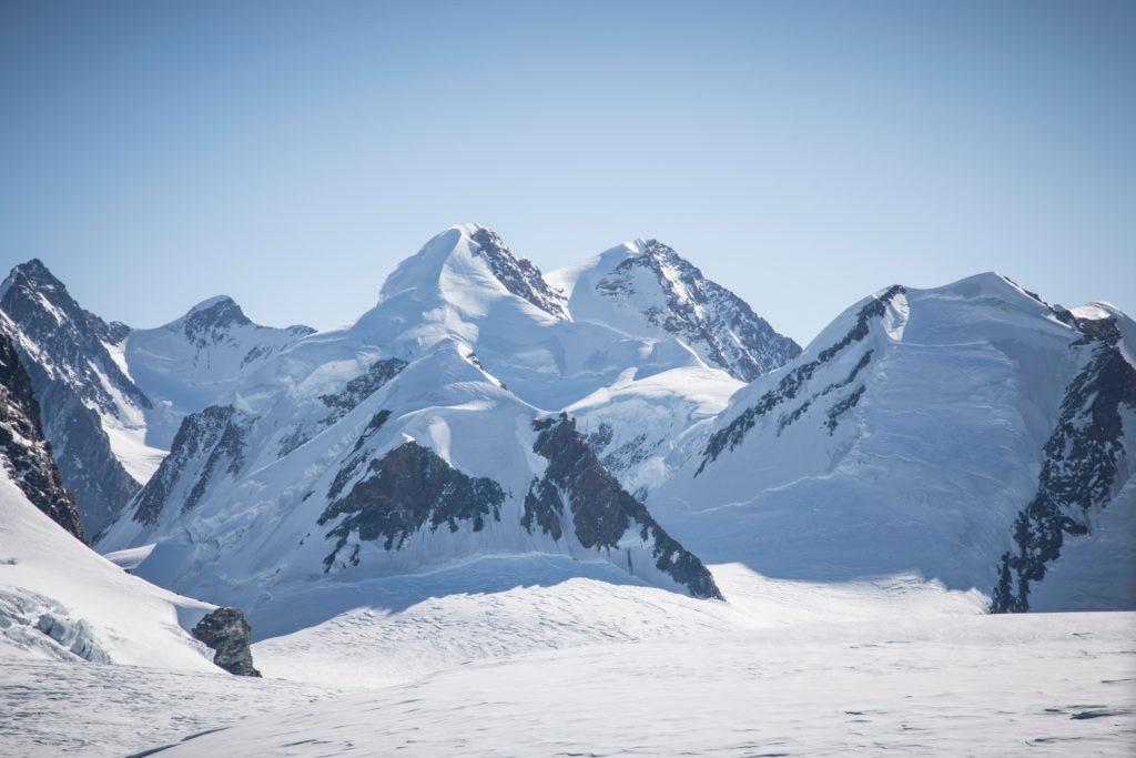 mezzalama, scialpinismo, sci