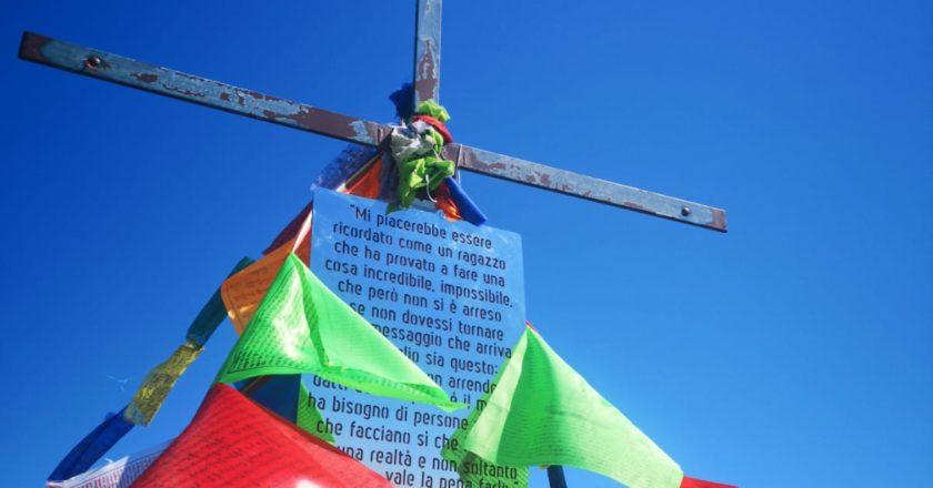 Daniele Nardi, Semprevisa, cerimonia, vetta, ricordo, Filippo Thiery