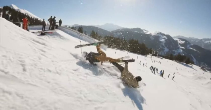 Candide Thovex, freerider, incidente, alta savoia, tackle, prudenza