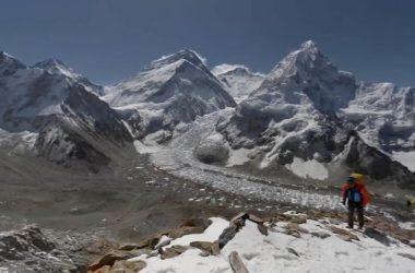 Tenji Sherpa, Ueli Steck, Nuptse, Everest, Joanthan Griffith