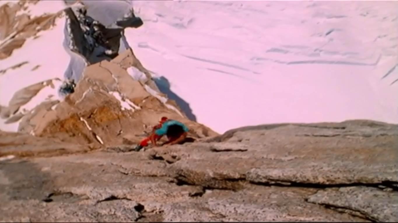 """Photo of """"Cumbre"""". Online la versione integrale del capolavoro di Fulvio Mariani sulla prima solitaria del Cerro Torre realizzata da Marco Pedrini"""