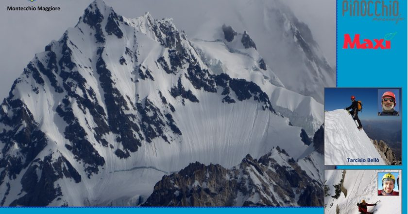 tarcisio bello, pakistan alpinismo