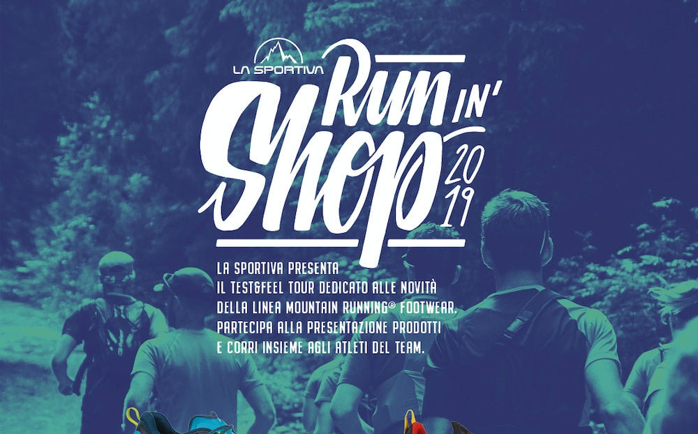 Photo of Run In Shop: a maggio parte il test tour La Sportiva dedicato al mondo running