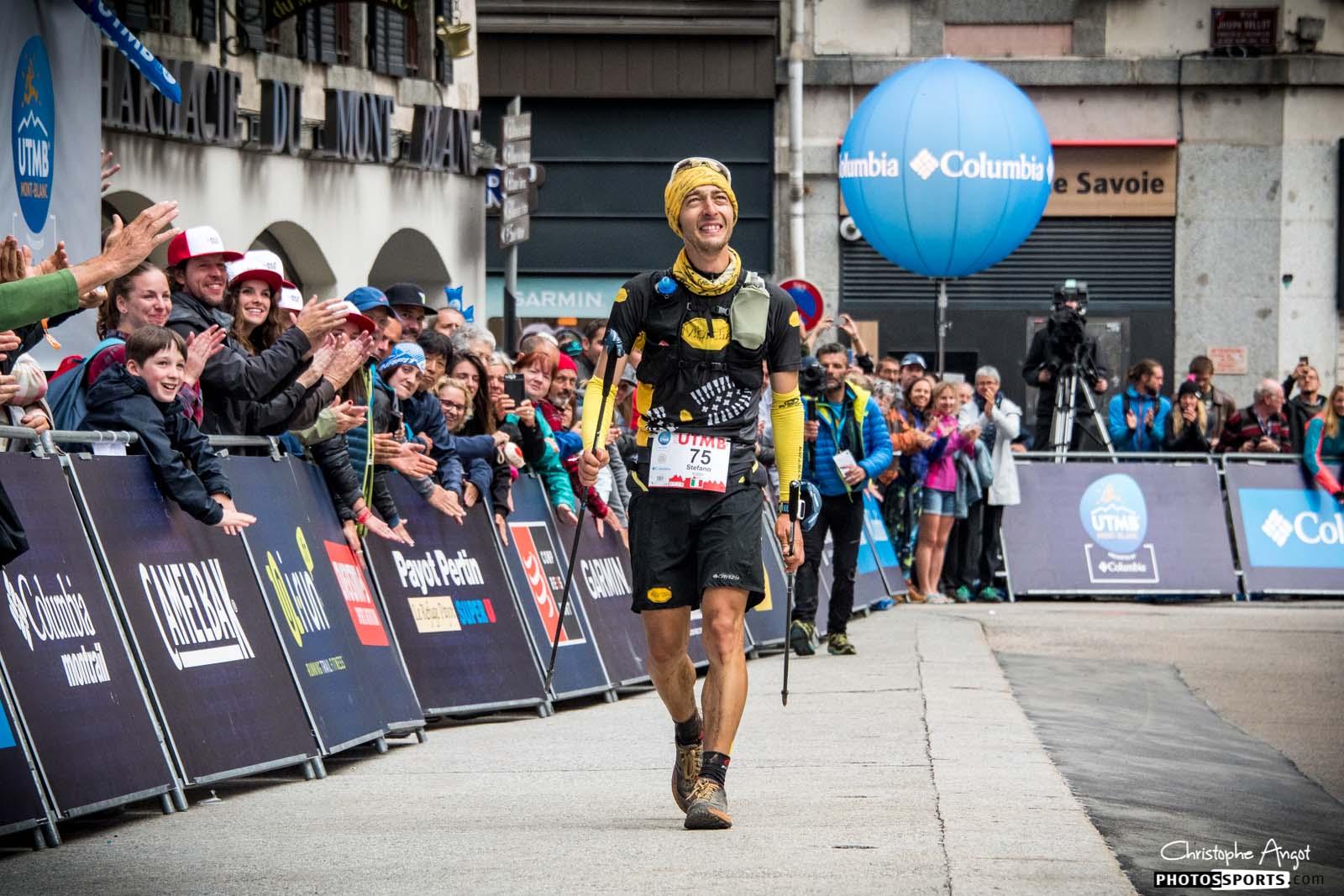 Photo of Il trail runner Stefano Ruzza entra a far parte della famiglia MASTERS