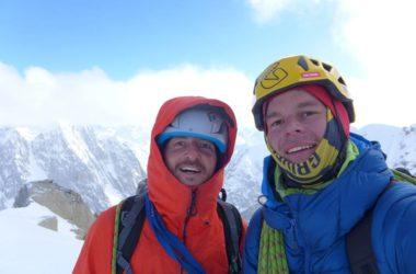 Janez Svoljsak, Miha Zupin, François Cazzanelli, Alaska, Denali