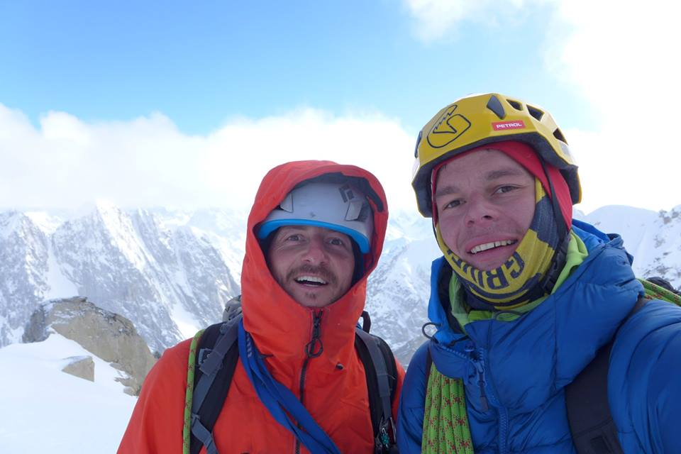 Photo of Alaska. Cinque nuove vie e tre cime inviolate per Janez Svoljsak e Miha Zupin