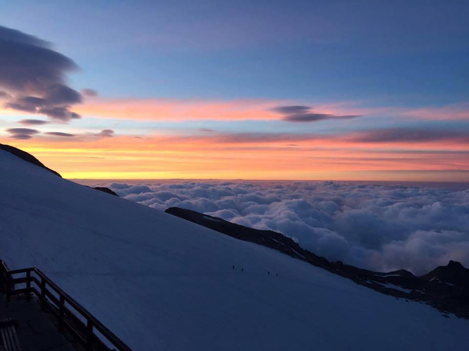 Photo of Uno studio sul mal di montagna acuto alla Capanna Gnifetti finanziato da un crowdfunding