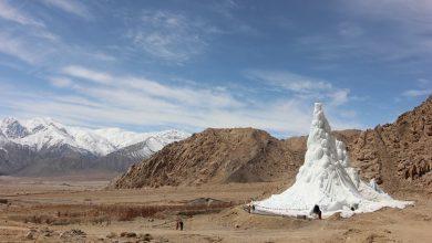 Photo of Himalaya: per fronteggiare la crisi idrica si punta sui ghiacciai artificiali