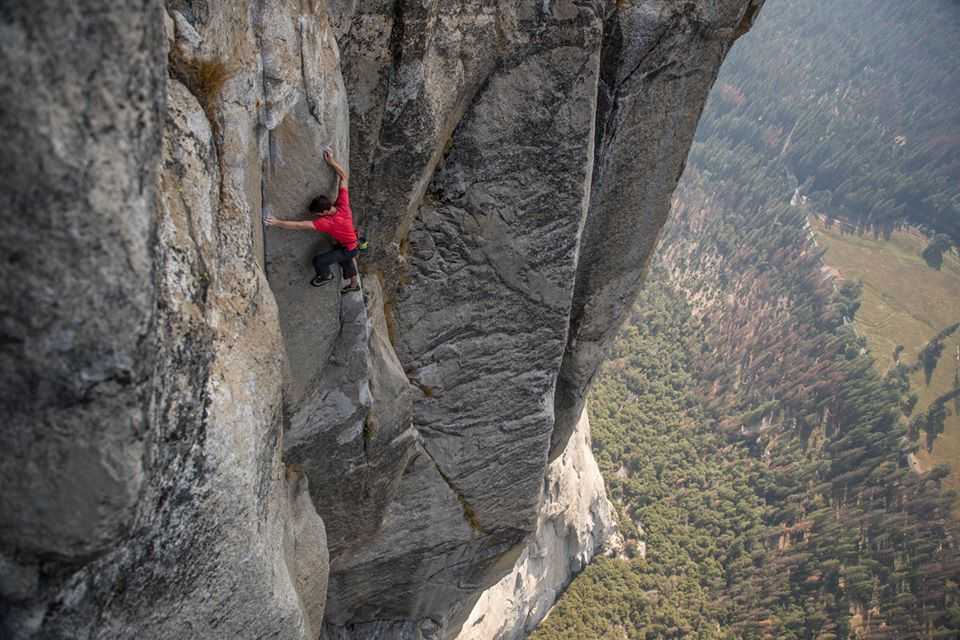 "Photo of ""Free Solo"" di Alex Honnold. Da maggio disponibile anche in DVD"