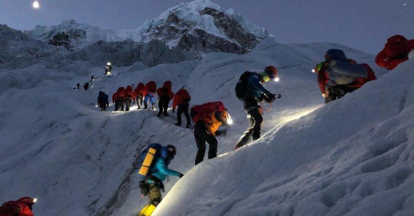 himalaya, everest, alpinismo