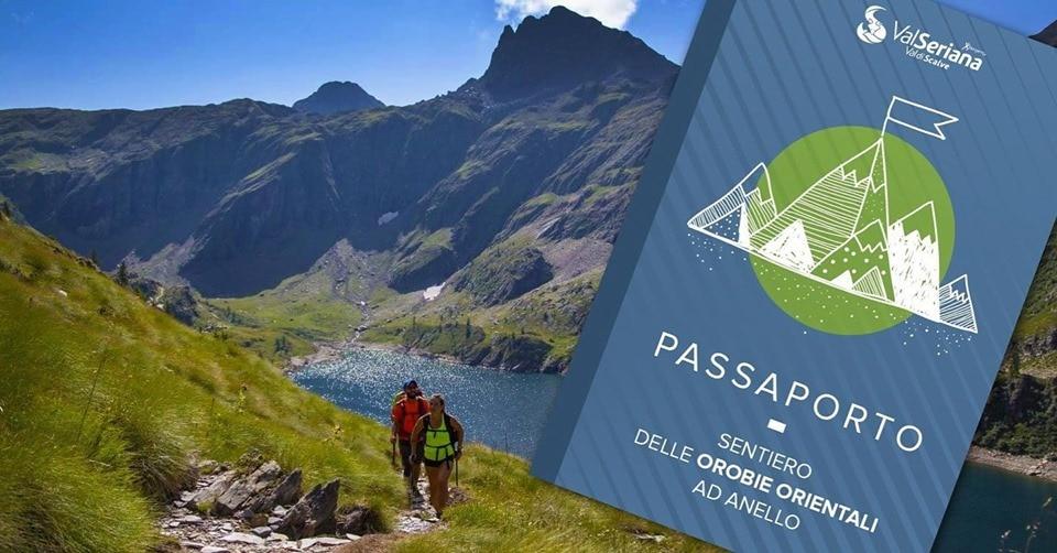 """Photo of Da escursionista a viaggiatore con il """"Passaporto"""" delle Orobie"""