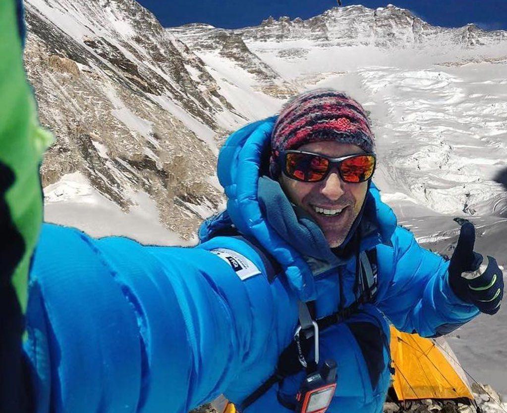 Photo of Lhotse. Vetta per Sergi Mingote che ora punta all'Everest