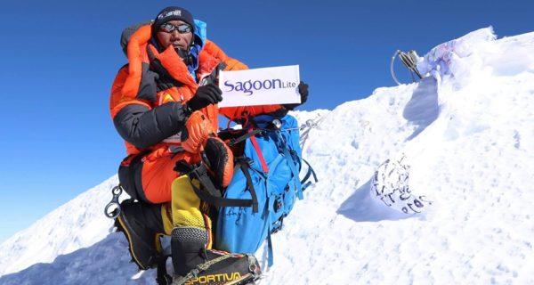 kami rita sherpa, everest, record, nepal