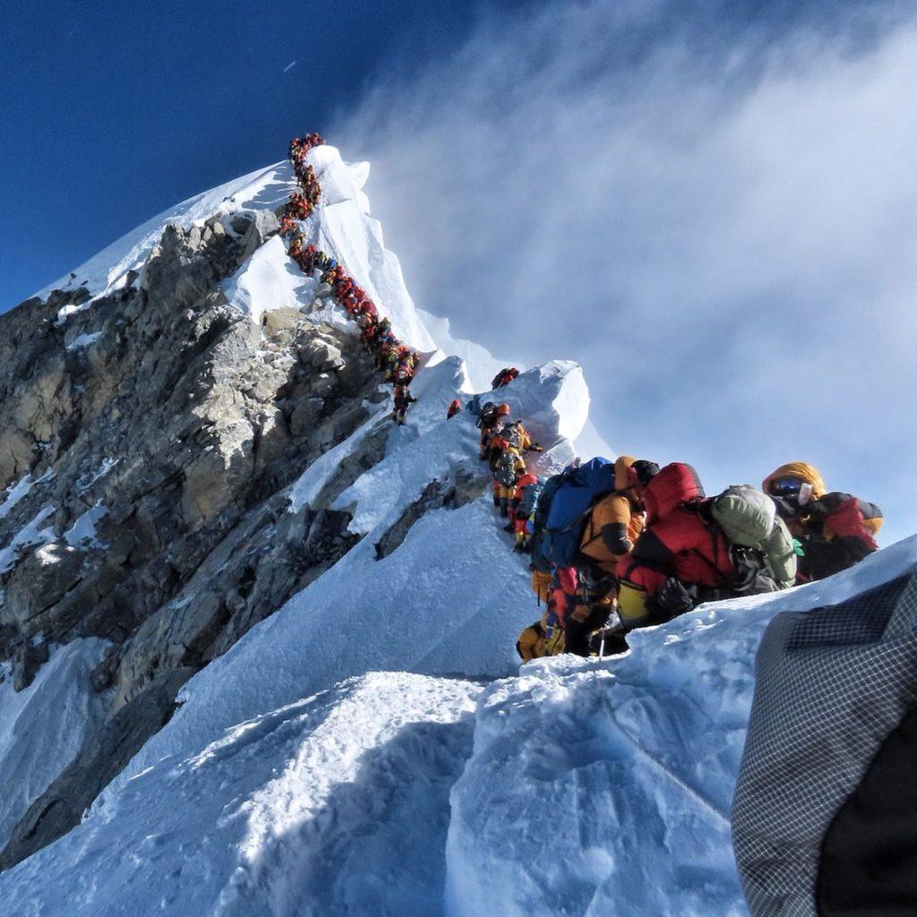 everest, himalaya, alpinismo, uiaa