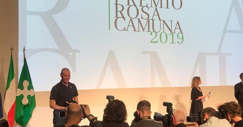 marco confortola, rosa camuna 2019, premio lombardia montagna, alpinismo