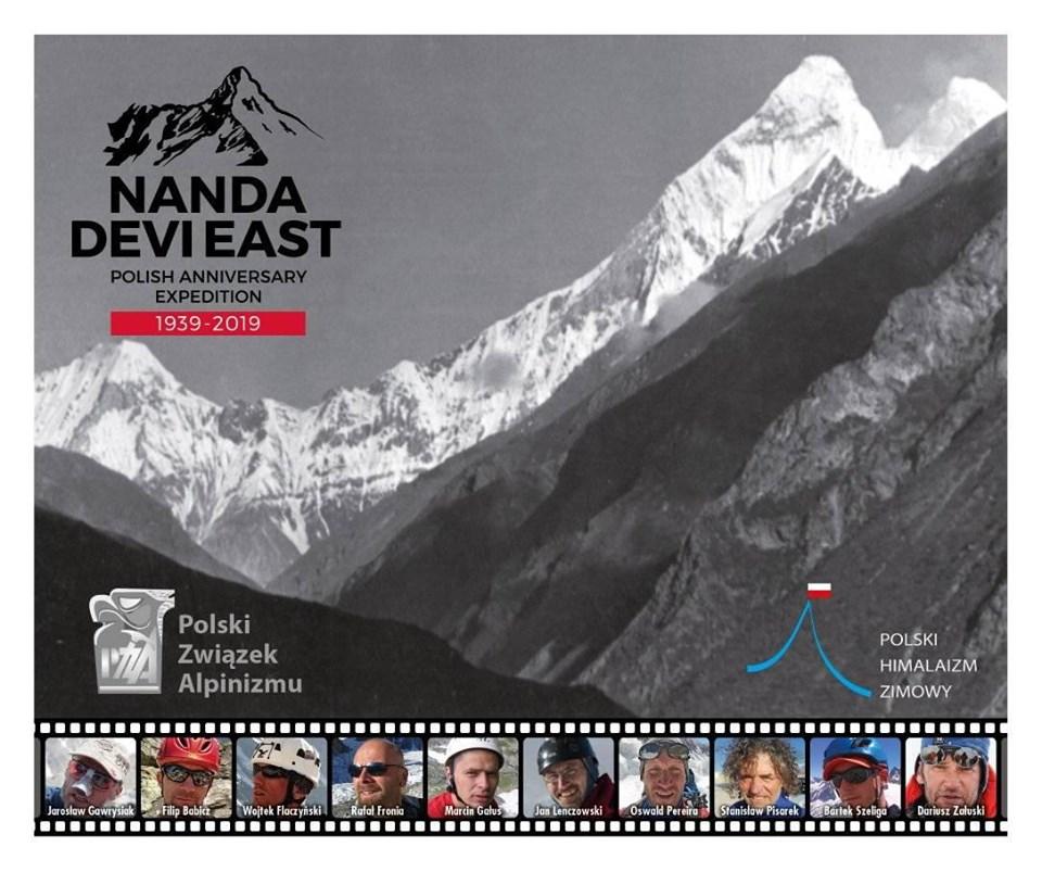 Photo of I polacchi sul Nanda Devi per prepararsi al K2 invernale