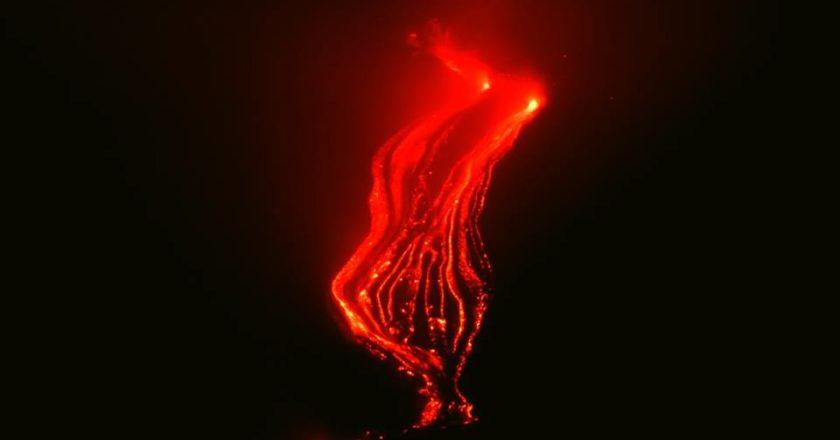 etna, ingv, vulcano, eruzione, sicilia