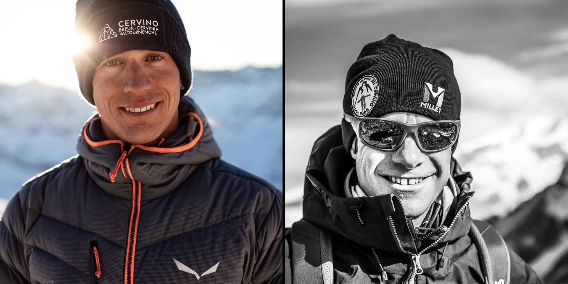 Photo of François Cazzanelli e Francesco Ratti (di nuovo) in vetta al Denali, questa volta lungo la Cassin