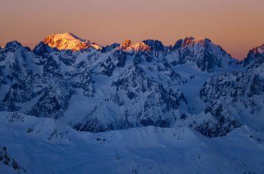 ghiacciaio, Dôme, Monte Bianco, Francia, inquinamento, antica Roma, metalli pesanti
