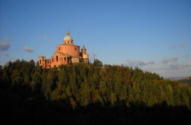 Il santuario di San Luca. Foto Gian Luca Gasca