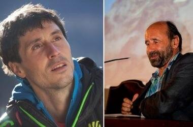Matto Della Bordella ed Enrico Camanni