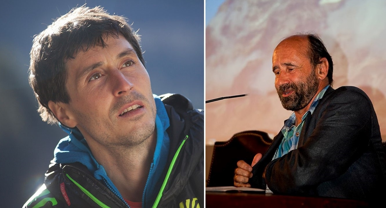 Photo of Enrico Camanni e Matteo Della Bordella sull'Everest: quello non è alpinismo