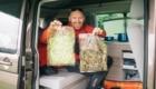 Pratici sacchetti per conservare in ogni condizione. Foto archivio Alfio Ghezzi