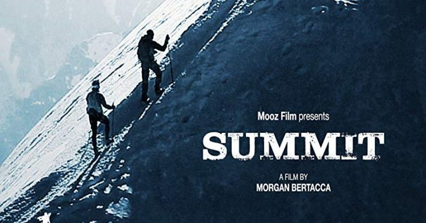 summit, mountain and chill, nico valsesia, cinema, weekend, monte bianco, record
