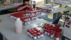 Preparazione campioni per invio analisi. Foto I. Borgna EAM