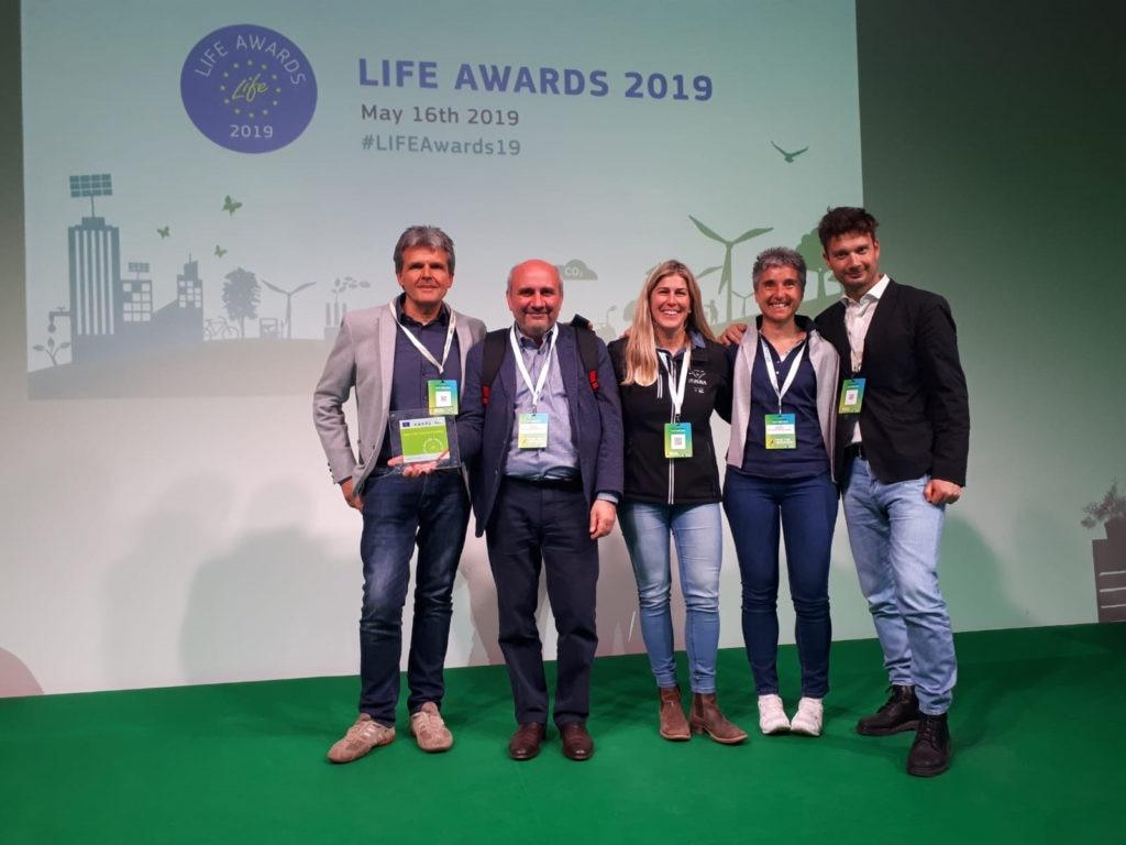 Premiazione Life Awards 2019