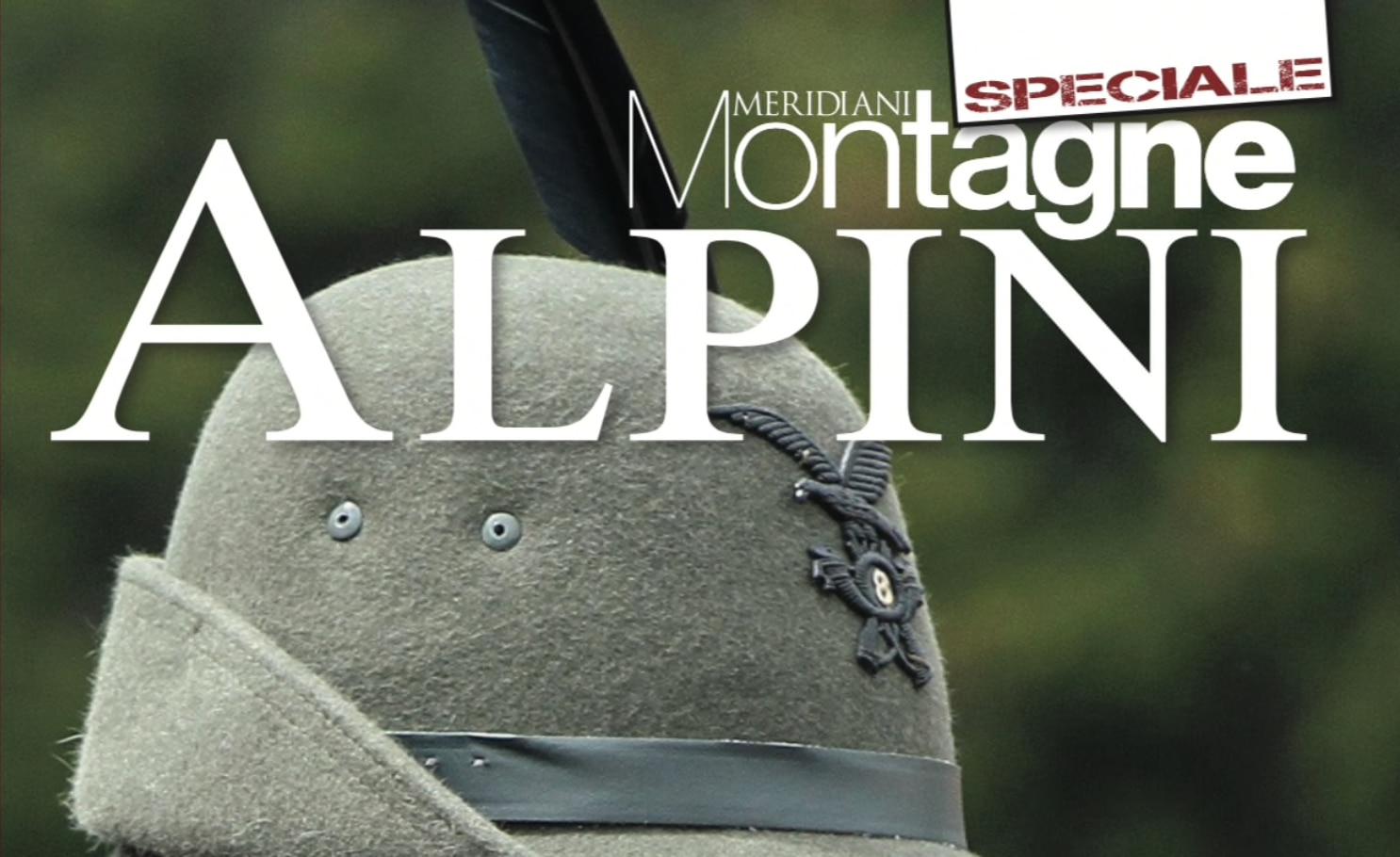Photo of In edicola lo speciale di Meridiani Montagne dedicato agli Alpini