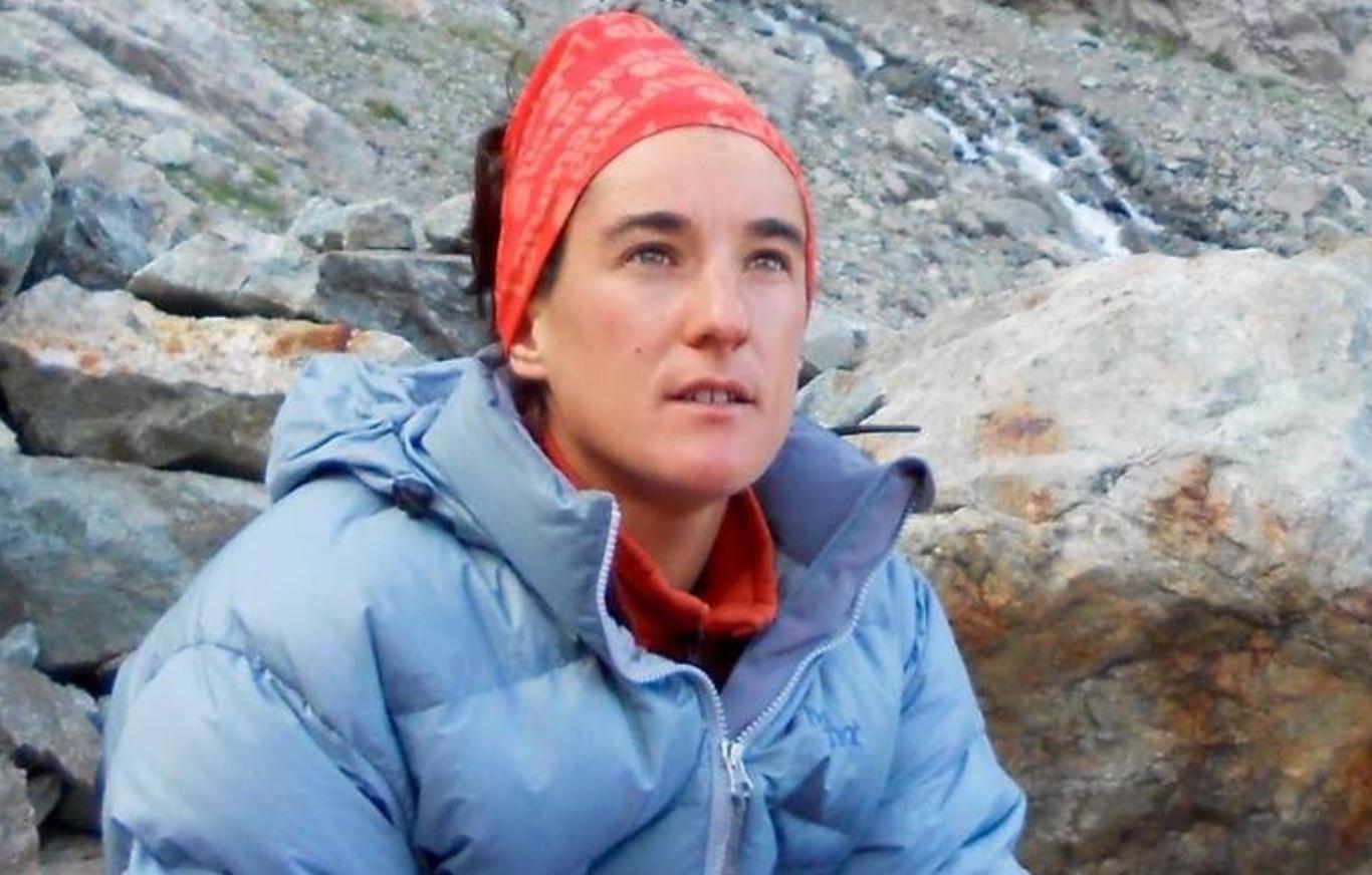 Photo of Anche Elisabeth Revol in vetta all'Everest