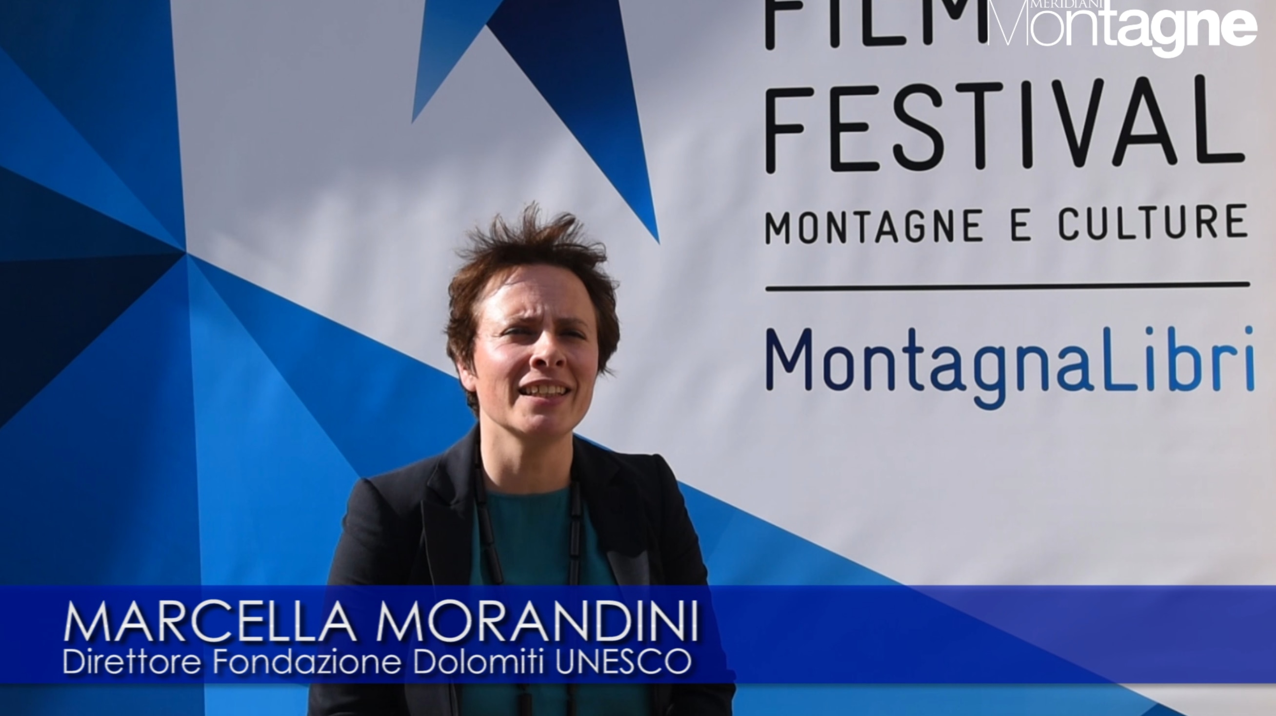 Photo of Dolomiti senza confini, video intervista a Marcella Morandini