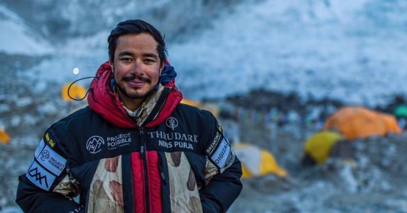 himalaya, alpinismo, nirmal