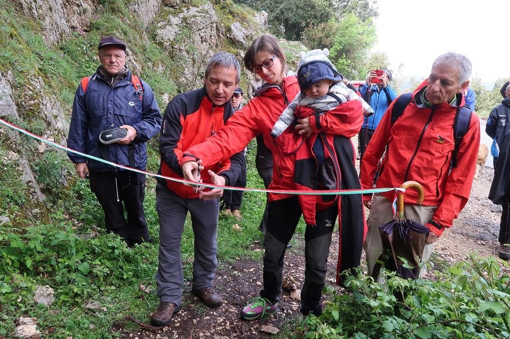 Photo of Semprevisa. Intitolato a Daniele Nardi il sentiero CAI 710 dei Lepini