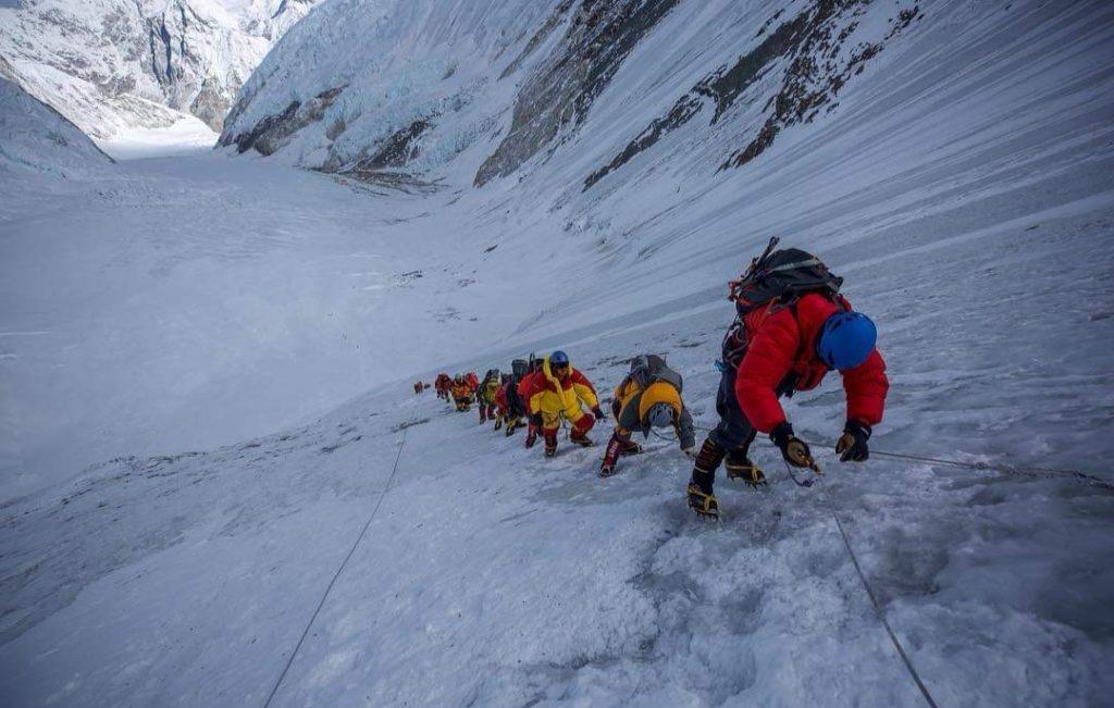 everest, himalay, alpinismo