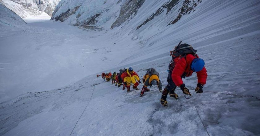 everest, himalay, alpinismo
