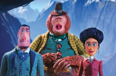 missing link, chris butler, film, animazione, stop motion, himalaya, shangri-la