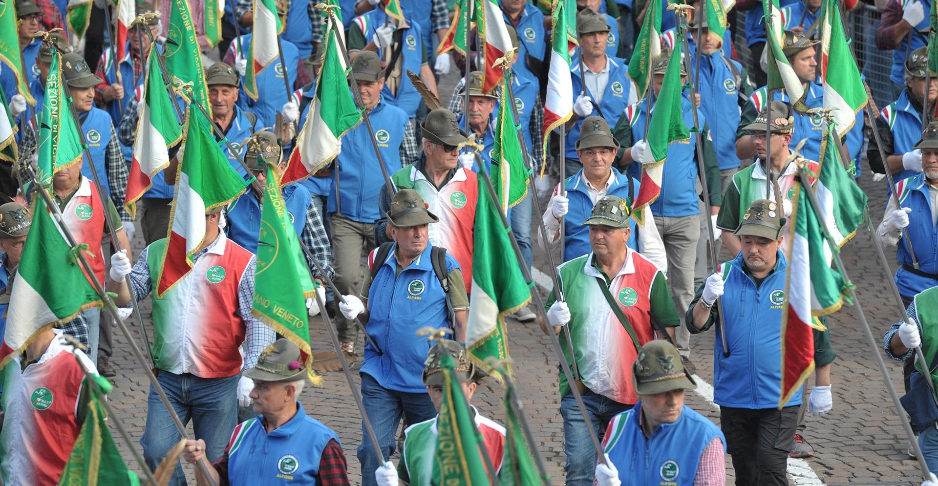 Photo of Tutto pronto a Milano per l'adunata del centenario degli Alpini