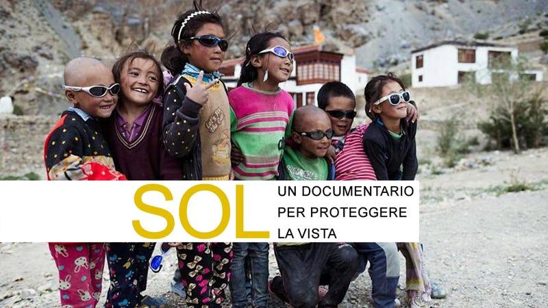 """Photo of """"SOL"""". Un docufilm italiano per combattere la cecità delle popolazioni himalayane"""