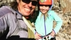 Selah e suo padre Mike - Foto FB @Mike Schneiter