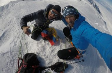 karl egloff, seven summits, velocità, kilian jornet, denali, alaska