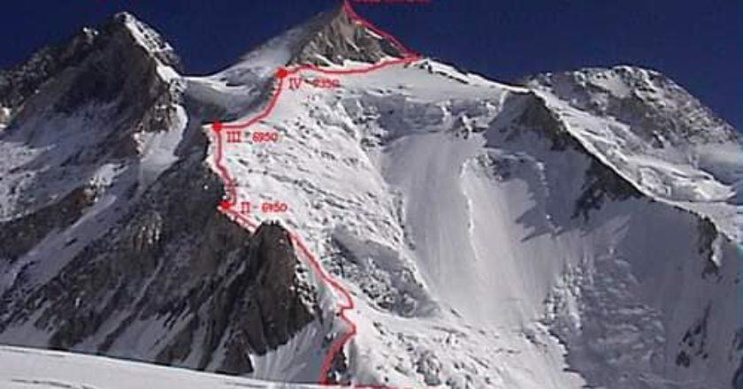 alpinismo, invernale, karakorum, Gasherbrum