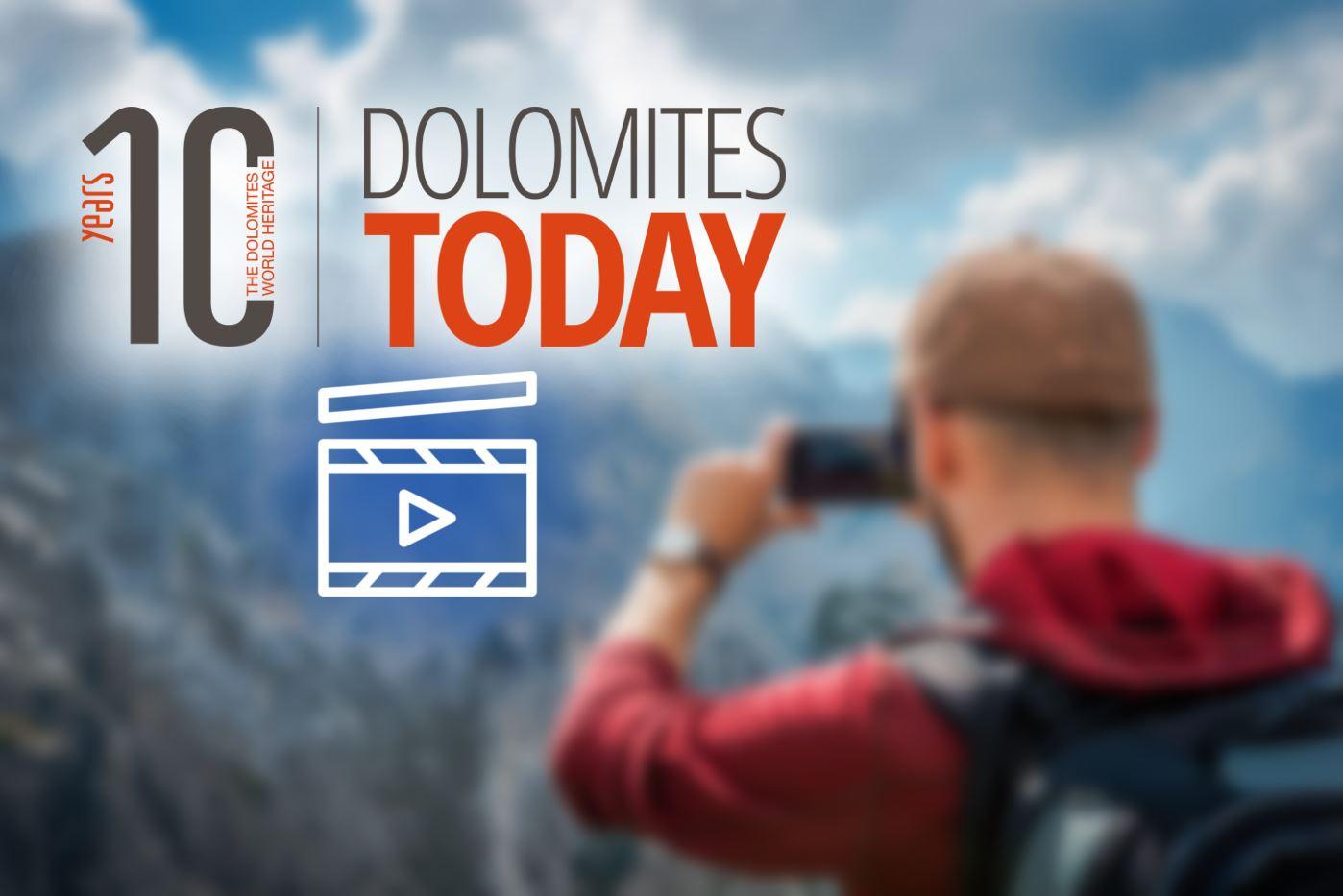 Photo of Un grande racconto collettivo per festeggiare tutti insieme i 10 anni di Dolomiti UNESCO