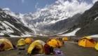 Campo base del Nanda Devi East - Foto Anindya Mukherjee