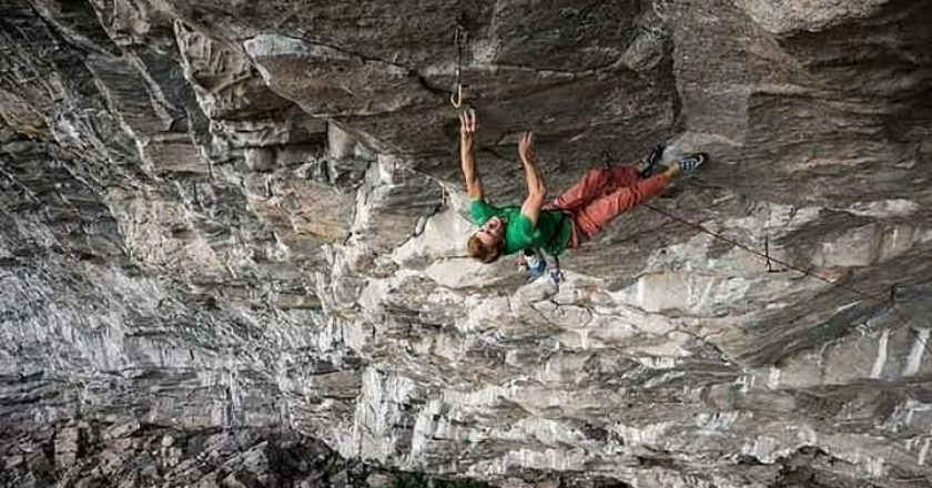 arrampicata, move, adam ondra