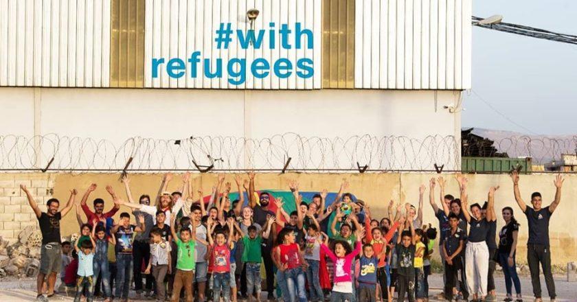 climbAID, Bekaa, Siria, Libano, guerra civile, arrampicata, solidarietà